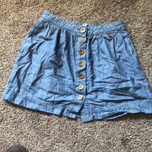 BDG skirt size S